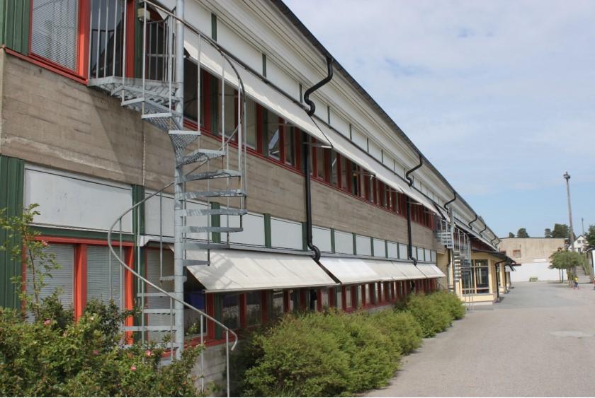 Vendelsömalmsskolan Hus A